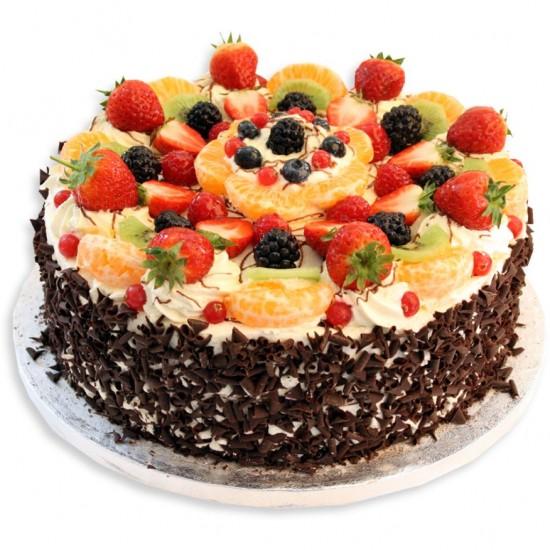 Peachy Fruit Cake Pie Abyssinia Gift Funny Birthday Cards Online Sheoxdamsfinfo